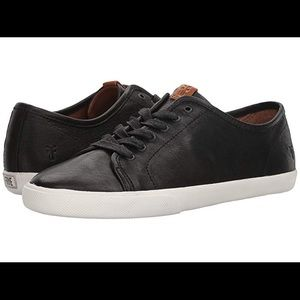 NEW Frye Maya Leather Sneakers